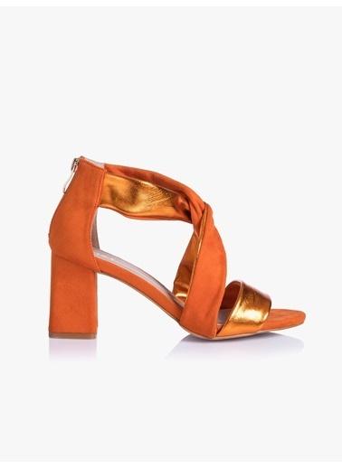 Twist Ayakkabı Oranj